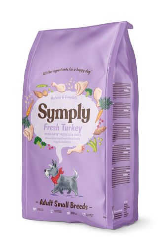 Symply Small Breed Turkey 2kg