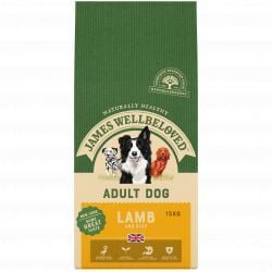 J Wellbeloved Adult Dog Lamb&Rice 15kg