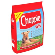 Chappie Comp Beef & Wholegrain 15kg