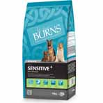 Burns Sensitive Pork & Potato 15kg