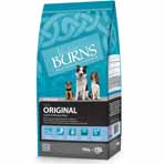 Burns Original Lamb & Brown Rice 12kg