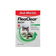 Bob Martin Flea Clear Spot On for Cats
