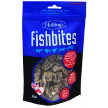 Hollings Fishbites 75g