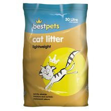 Best Pets Lightweight Cat Litter 30 litre