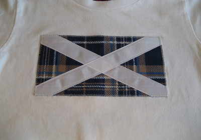 St. Andrew's Scottish flag