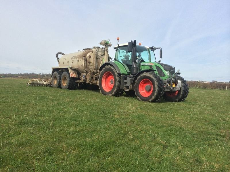 fendt new tanker