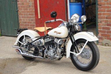 Harley 45 new