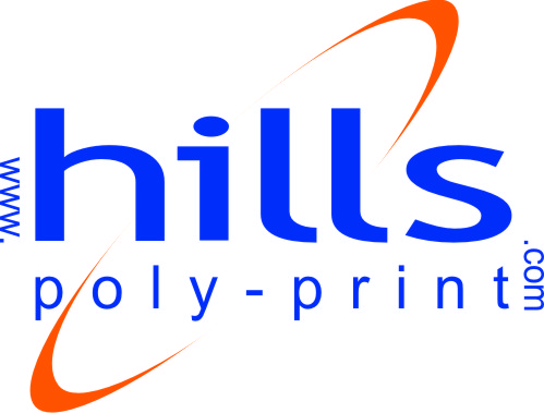 hills poly-print