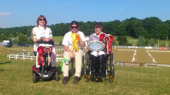 tracy yarnell sarah white and sophie taylor - sat winners 2013