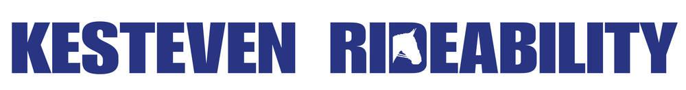 Kesteven Rideability, site logo.