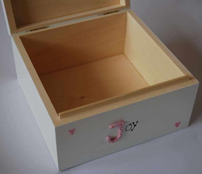 Small Keepsake box