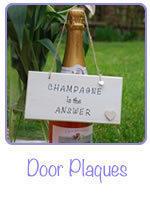 <!--009-->Door Plaques