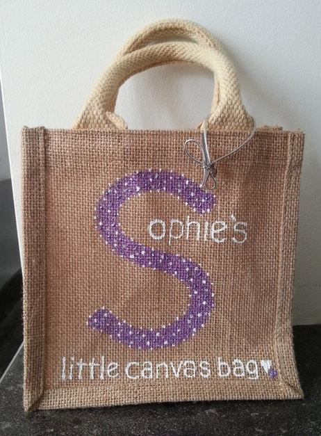 Personalised Tote bag - Sophie