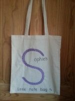 Personalised s bag - Choose your name