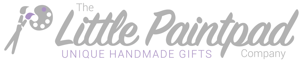 The Littlepaintpad Company, site logo.