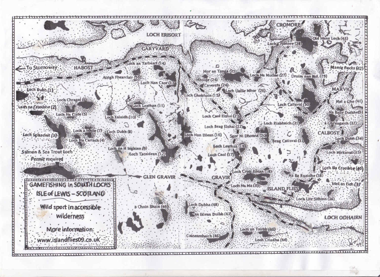 LOCHS 2017 MAP