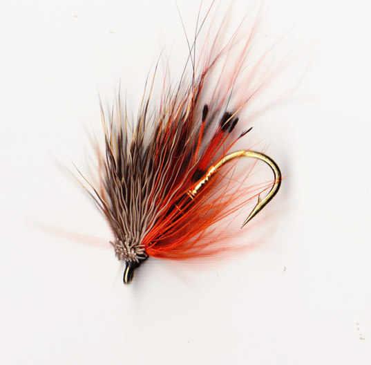 #8 orange muddler