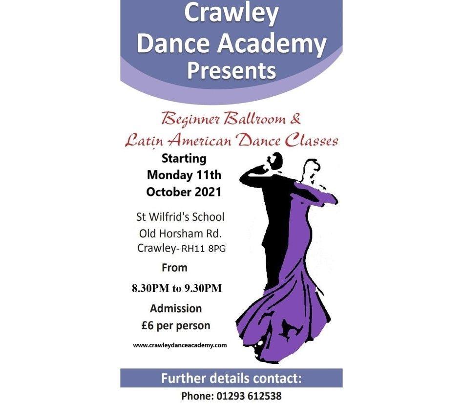 new dance class october 2021