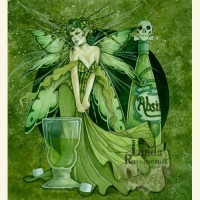 """Absinthe"" by Linda Ravenscroft"