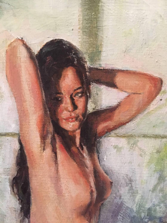 Hot slovakian nude Models