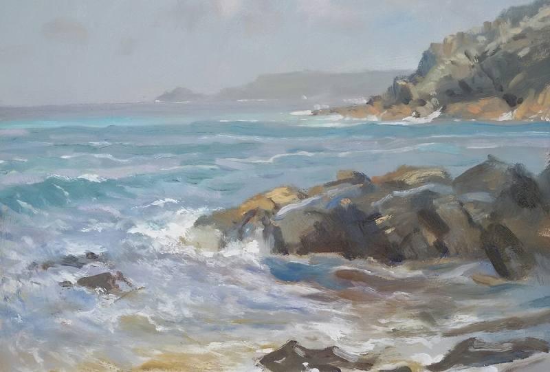 Cornwall 12 x 16