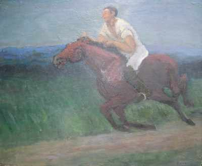 Horserider by Louis Valtat