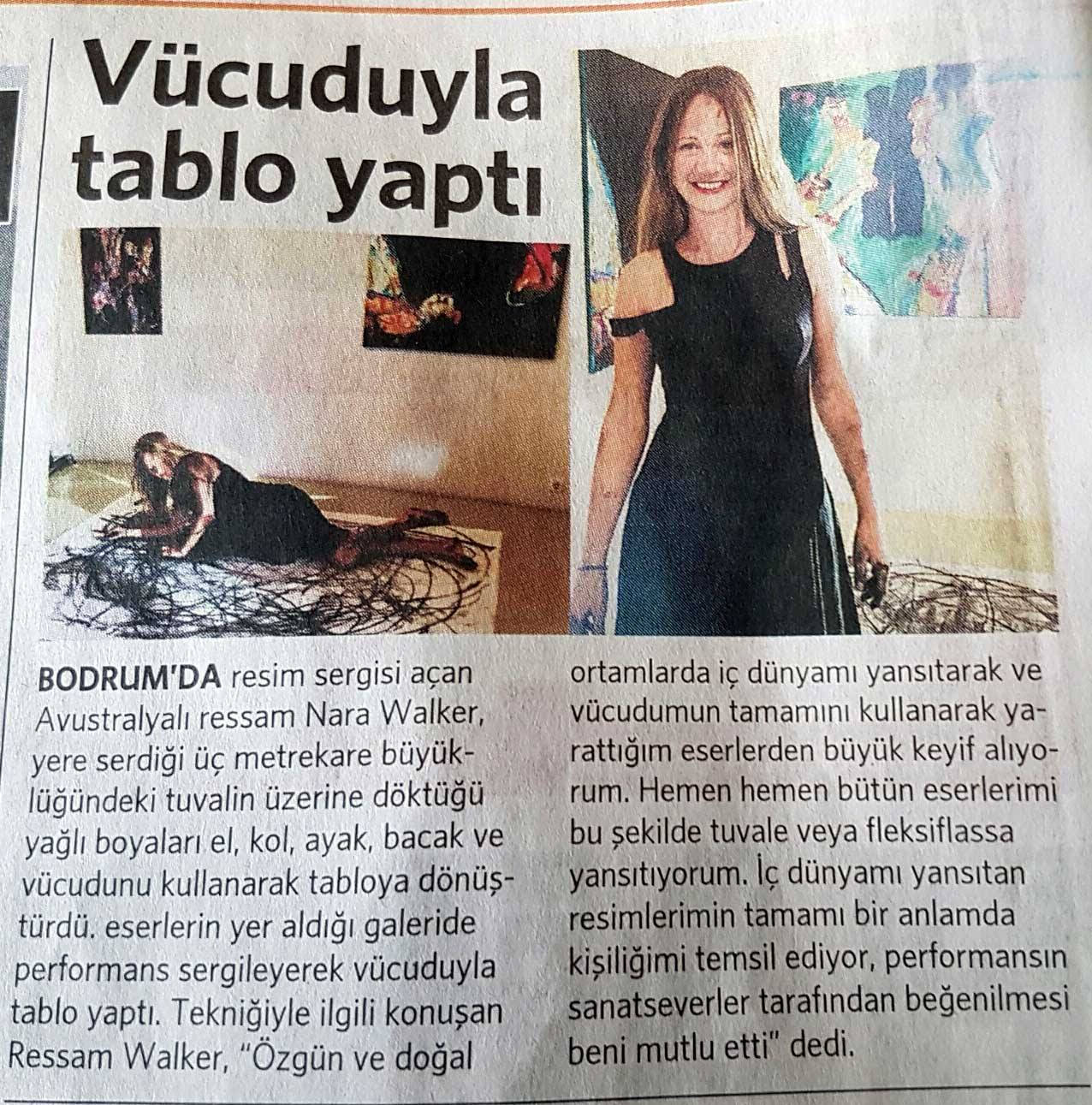a Turkish paper BAC