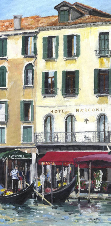 Marconi Hotel Venice