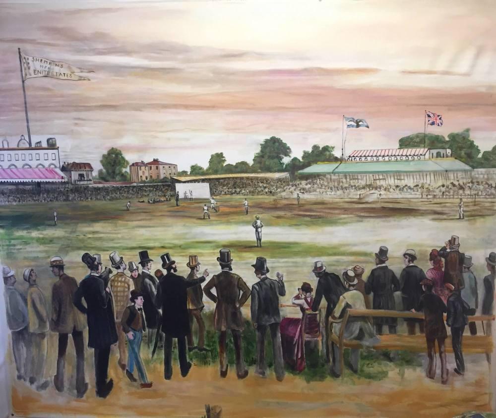 Summer Cricket 1850