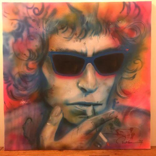 I Took Stunning Photo Of Dylan At >> Bob Dylan By Paul Karslake