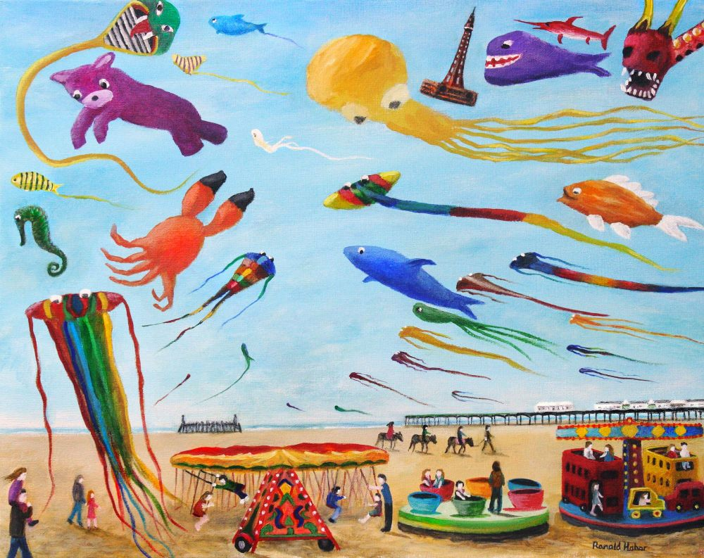 ST-ANNES-ON-SEA-INTERNATIONAL KITE FESTIVAL