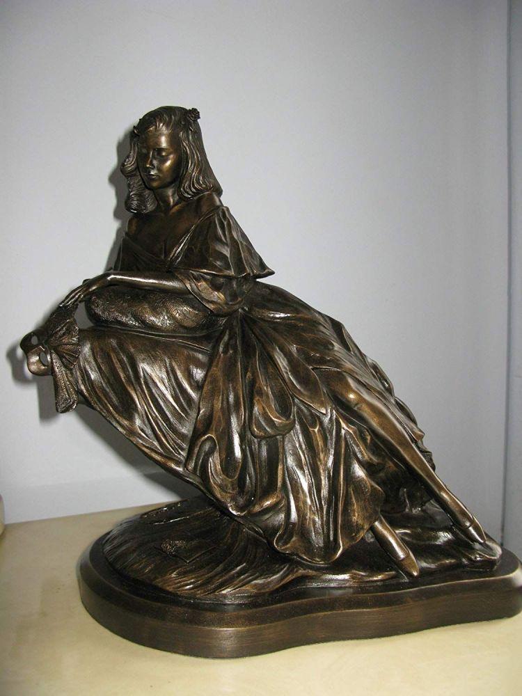 Gordon King Night of the Masquerade LTD ED Bronze Resin Sculpture