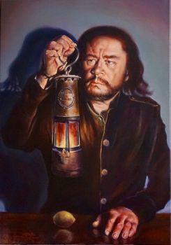 Gennadiy Ivanov M.A (Fine Art)
