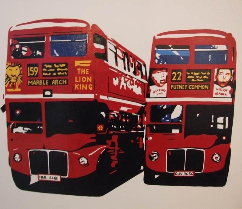matthew lindop london buses