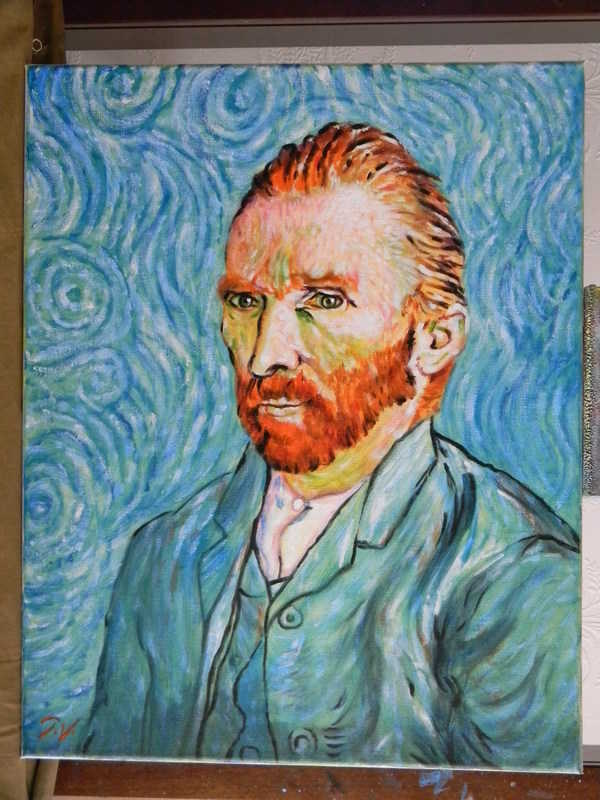 van gogh by terence vickress