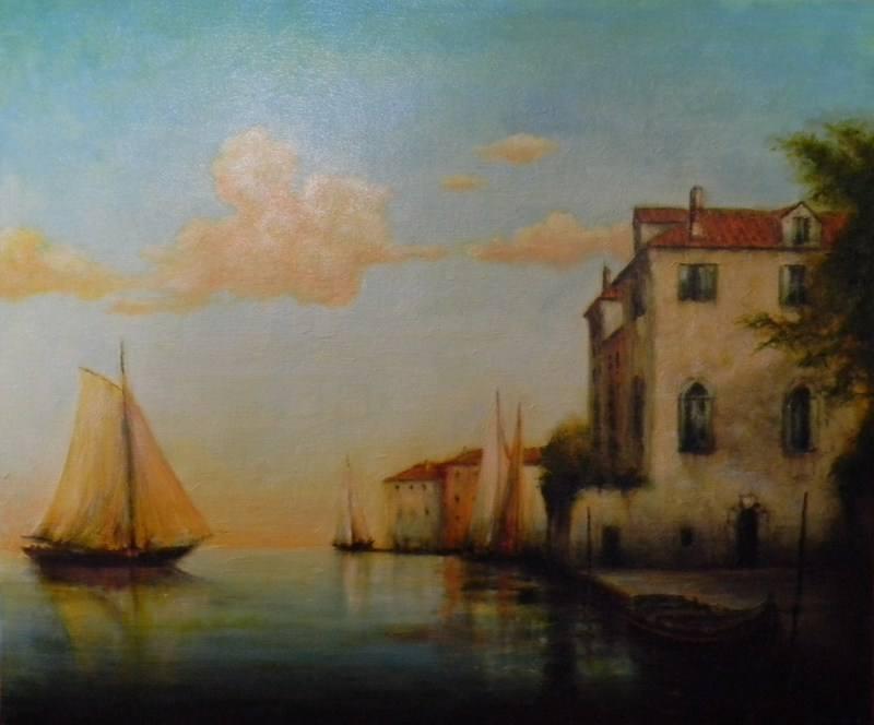 terence vickress Per Sempre Venezia