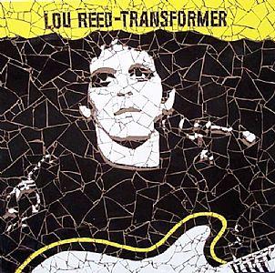 Ed Chapman Lou Reed Transformer