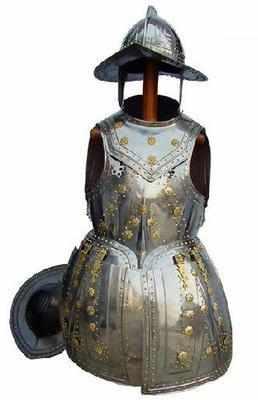 Pike man armour