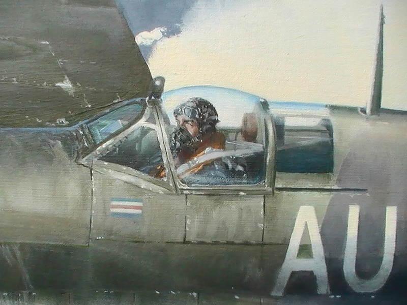 David Bryant ...Spitfire 2