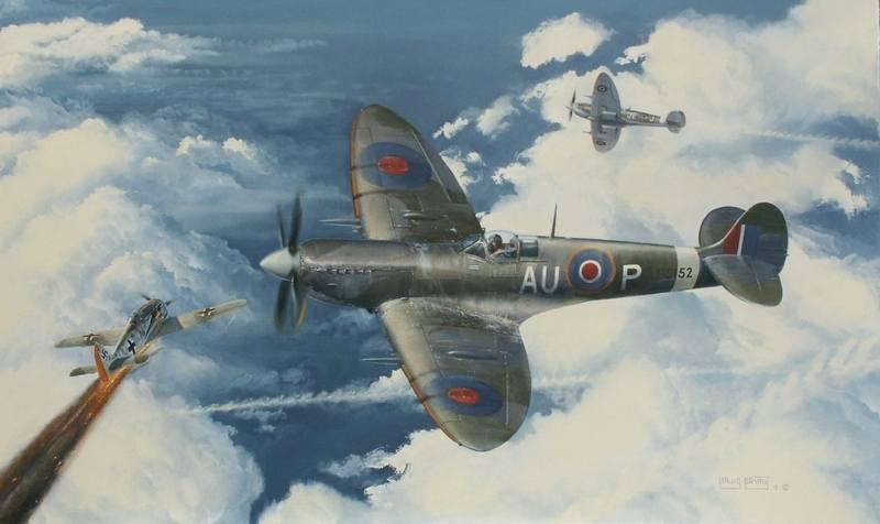 David Bryant Spitfire...