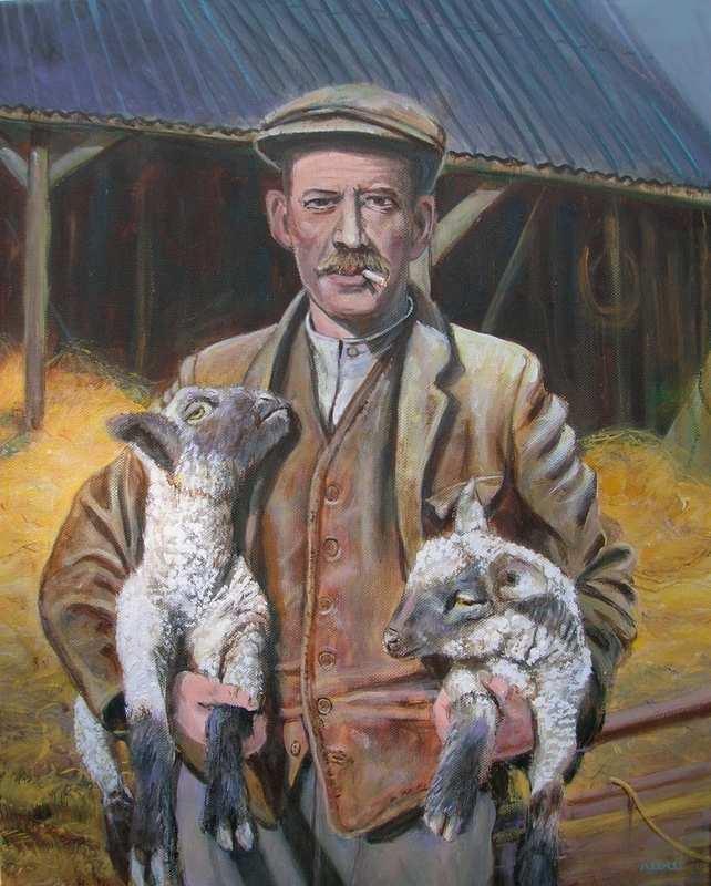 david aldus the shepherd