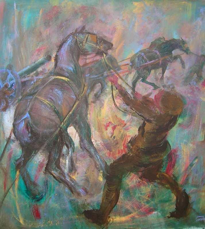 goodman warhorse