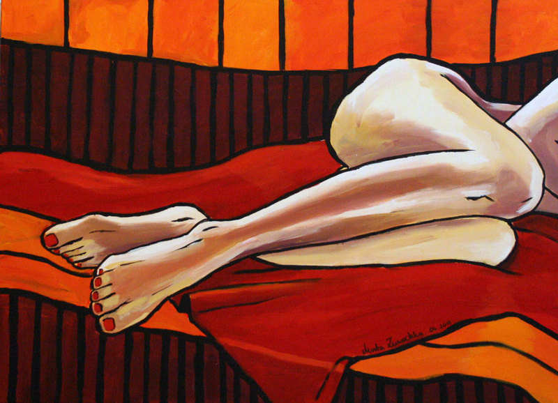 Marta my legs