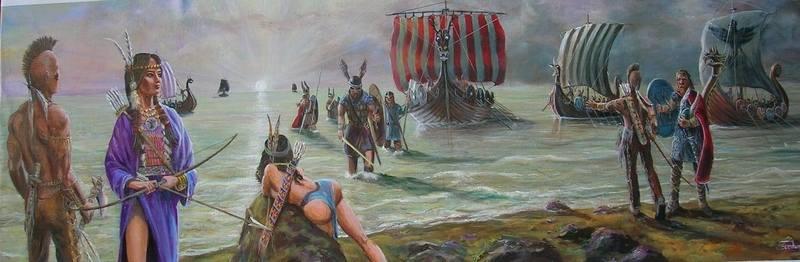vinland viking america 1