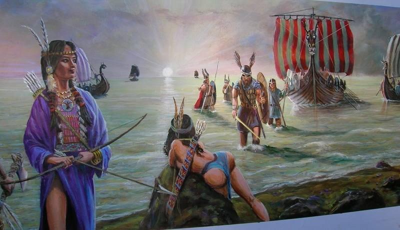 vinland viking america 2