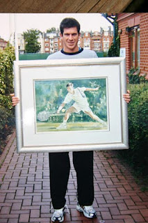 Gordon King tim-henman