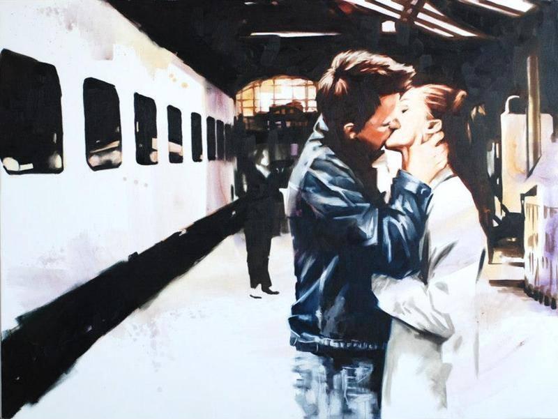 Igor Shulman Last kiss