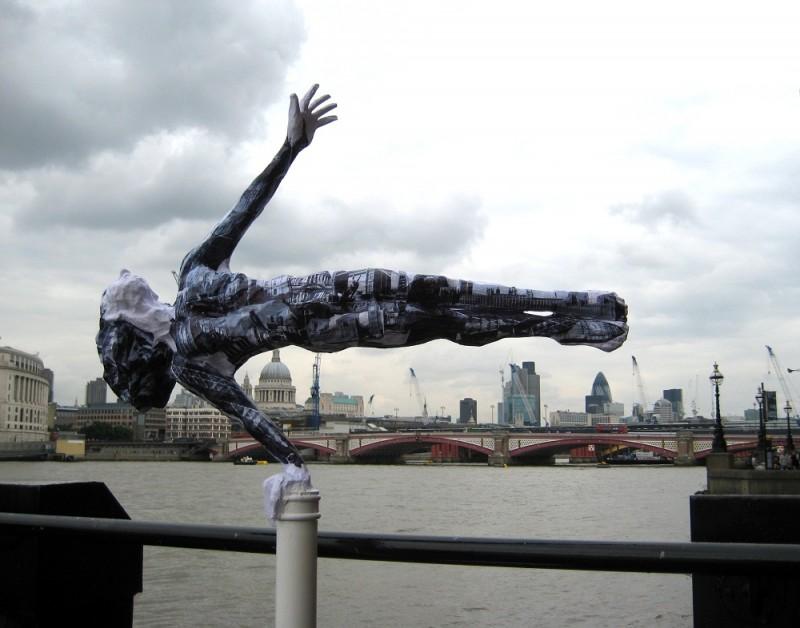 steven yeates sculpture london