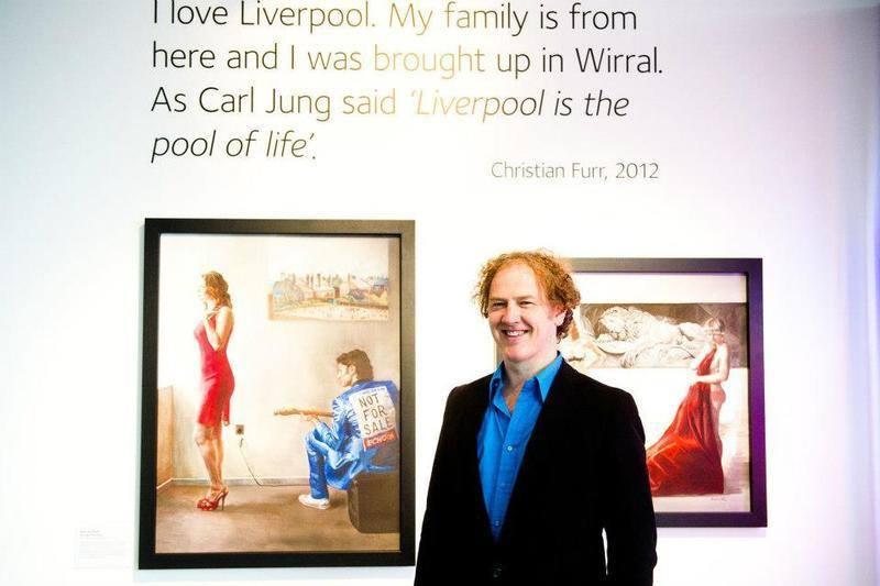 Christian Furr Liverpool Love