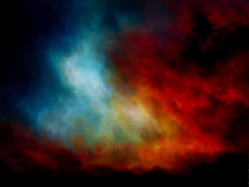 Graham Milton Moonlit_Inferno_Study II (1)